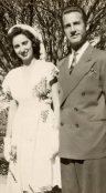 Billie and Don R Wedding Photo